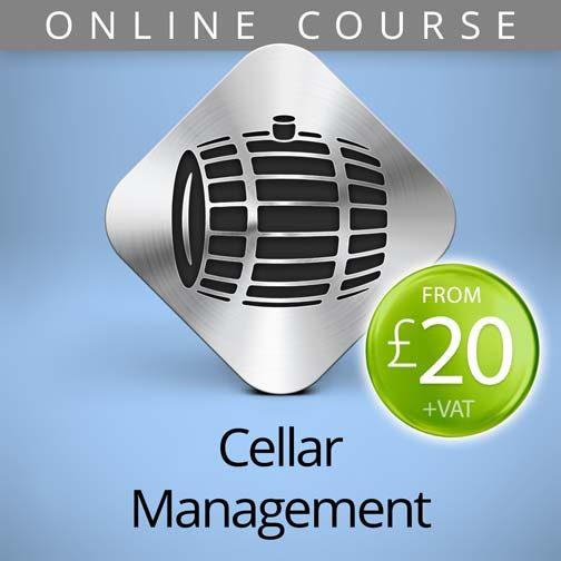 Cellar Management Online Course