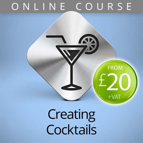 Creating Cocktails Online Course