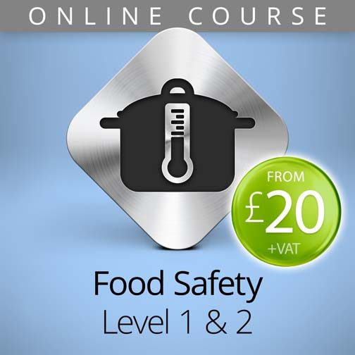 Food Safety Online Course Level 1 and 2