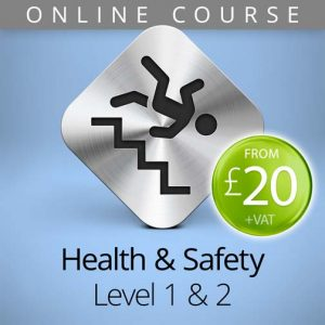 Health and Safety Online Course Level 1 and 2