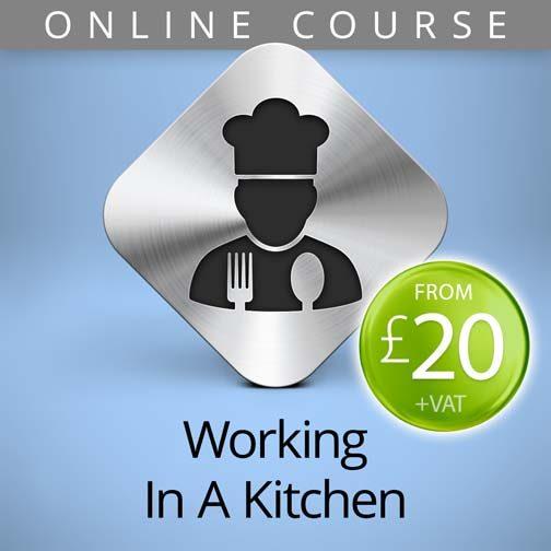Kitchen Staff Online Course
