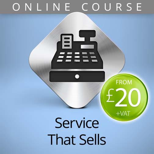 Service Sales Online Course
