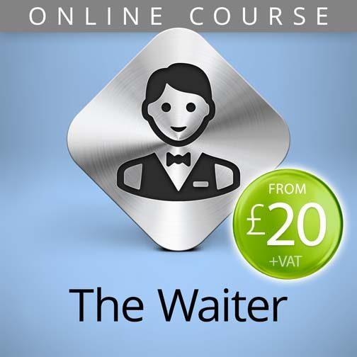 Waiter Online Course