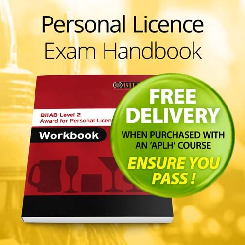 personal licence exam book