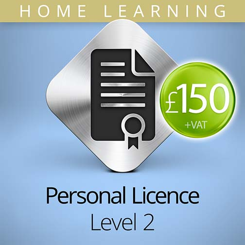 online personal licence course
