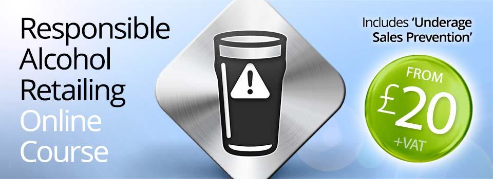 Online Responsible Alcohol Retailing Course