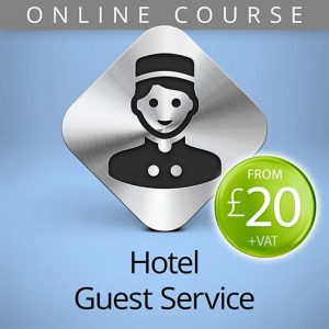hotel guest service online course