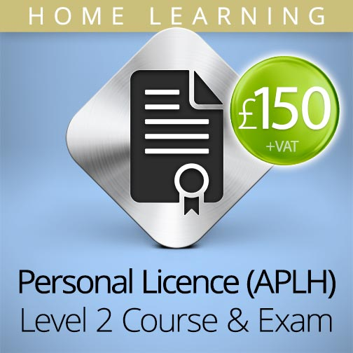 APLH personal licence online course