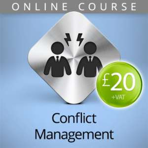 conflict management online course