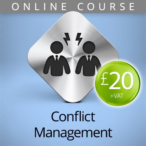 conflict management online course