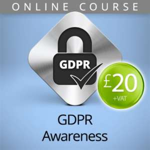GDPR awareness online course