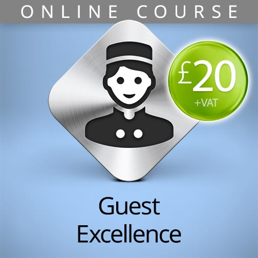 guest excellence online course