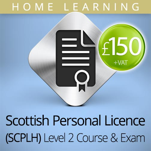SCPLH scottish personal licence online course