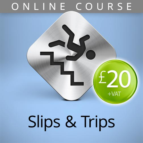 slips and trips online course
