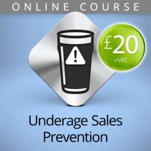 underage sales prevention online course